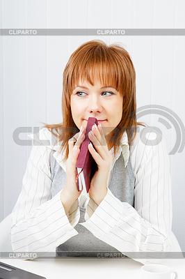 Büroangestellte | Foto mit hoher Auflösung |ID 3221946