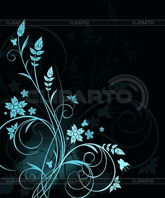 Floral background  | High resolution stock illustration |ID 3230427