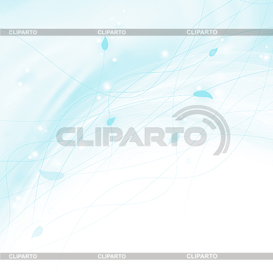 Abstract modern floral background | High resolution stock illustration |ID 3232737