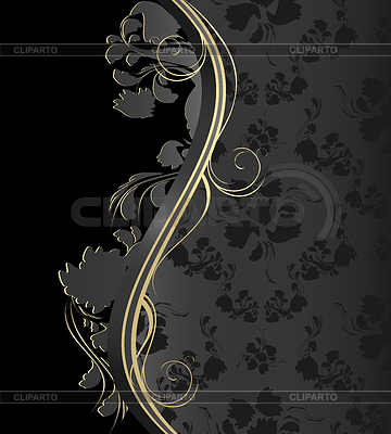 Royal floral ornament | Stock Vector Graphics |ID 3270790