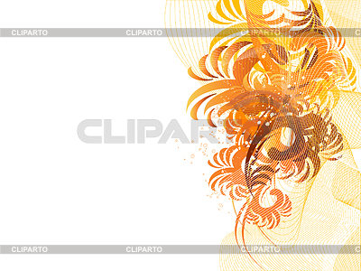 Floral waves | Stock Vector Graphics |ID 3291296