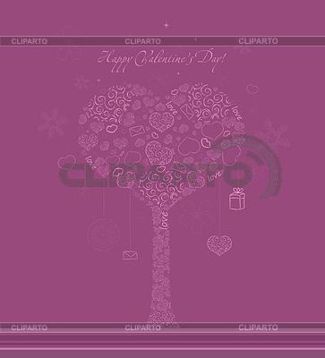 Love tree | Stock Vector Graphics |ID 3310988
