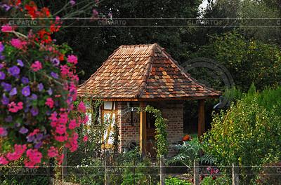 Gartenhaus | Foto mit hoher Auflösung |ID 3226597