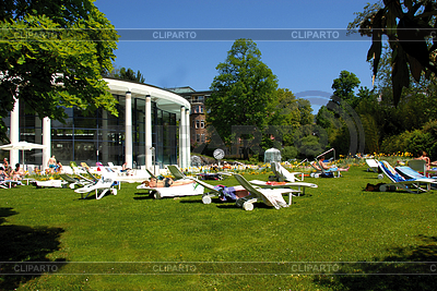 Caracalla spa in Baden-Baden | High resolution stock photo |ID 3227928