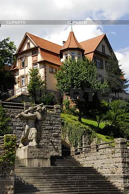 Kriegerdenkmal in Forbach | Foto mit hoher Auflösung |ID 3229734