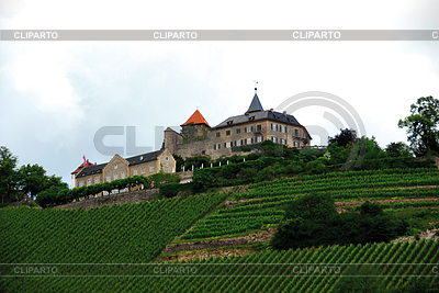 Schloss Eberstein | High resolution stock photo |ID 3230063