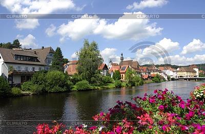 Gernsbach | High resolution stock photo |ID 3230065