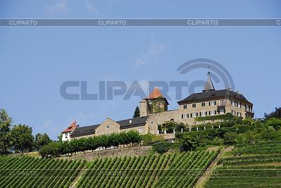 Castle Eberstein in Gernsbach | High resolution stock photo |ID 3230067