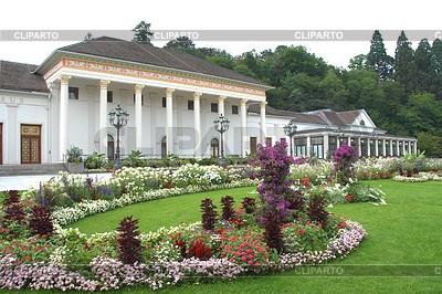 Resort Baden-Baden   High resolution stock photo  ID 3236565