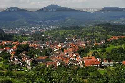 Loffenau in Schwarzwald | High resolution stock photo |ID 3236580
