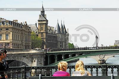 Palais de Justice in Paris   High resolution stock photo  ID 3284711