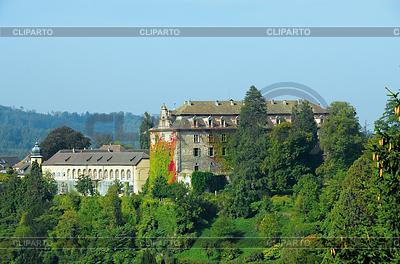 New Castle Baden-Baden | High resolution stock photo |ID 3288231