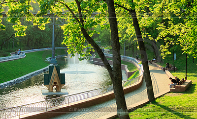 Beautiful scenic in the park | High resolution stock photo |ID 3226399