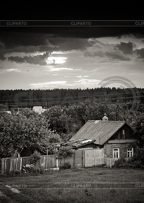 Old wood house | High resolution stock photo |ID 3227063