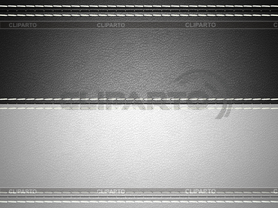 Black and grey horizontal stitched leather background | High resolution stock illustration |ID 3236373