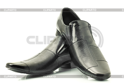 Classic Men`s patent-leather shoes | High resolution stock photo |ID 3294087