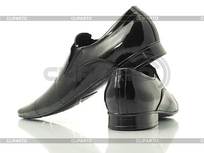 측면과 특허 가죽 신발의 다시보기 | 높은 해상도 사진 |ID 3294164
