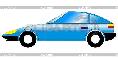 Sports car   Stock Vector Graphics  ID 3279821
