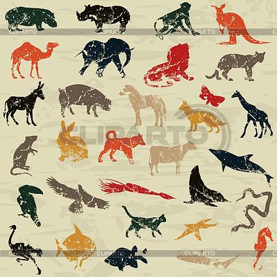 Tiere | Stock Vektorgrafik |ID 3257466