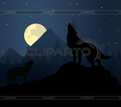 Wolf   Stock Vector Graphics  ID 3257650