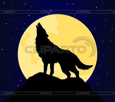 늑대 | 벡터 클립 아트 |ID 3257652