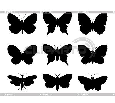 나비 | 벡터 클립 아트 |ID 3260369