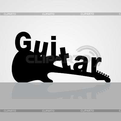 Guitar | Stock Vector Graphics |ID 3261239