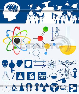 Wissenschaft | Stock Vektorgrafik |ID 3261795