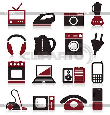 Haushaltsgeräte | Stock Vektorgrafik |ID 3278793