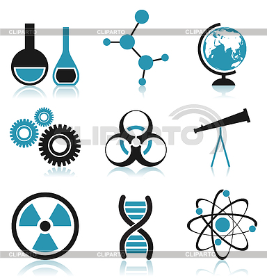 Wissenschaft Symbol | Stock Vektorgrafik |ID 3290239