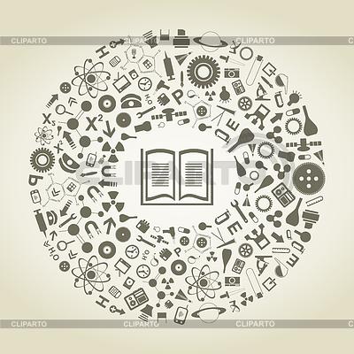 과학 책 | 벡터 클립 아트 |ID 3295753