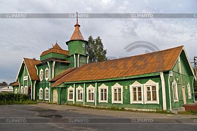 Medweschja Gora Bahnhof | Foto mit hoher Auflösung |ID 3352901