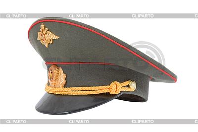 Russisches Militär Offizier Cap | Foto mit hoher Auflösung |ID 3272529