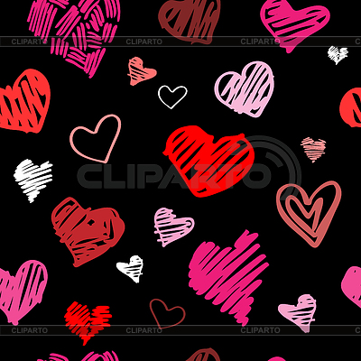 Love pattern background | Stock Vector Graphics |ID 3280440
