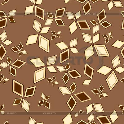 Geometric flowers   Stock Vector Graphics  ID 3285102