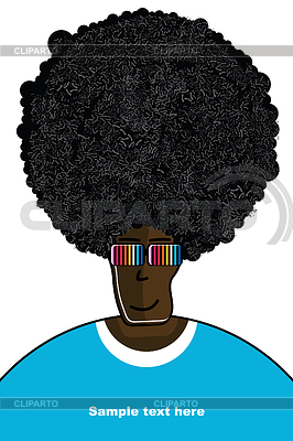 Man in T-shirt | Stock Vector Graphics |ID 3309174