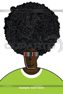Rysunek człowieka w koszulce | Klipart wektorowy |ID 3309176