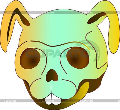 Rabbit Skull | Stock Vector Graphics |ID 3287653