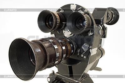 Profesjonalne kamery filmowe 35 mm | Foto stockowe wysokiej rozdzielczości |ID 3301732