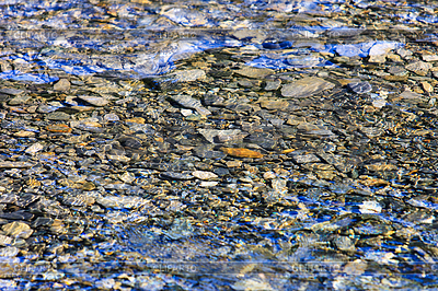 Pebbles under water   High resolution stock photo  ID 3299010