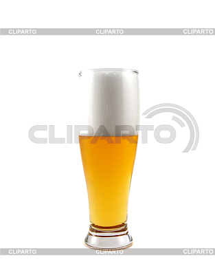 Beer into glass   High resolution stock photo  ID 3314779