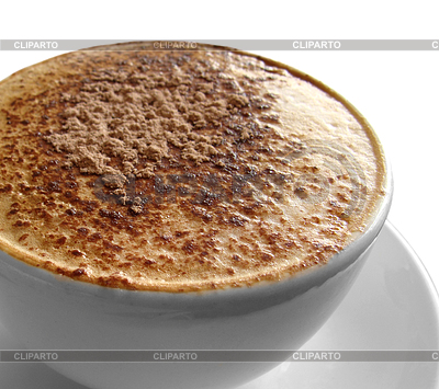 Cappuccino cup of coffee | High resolution stock photo |ID 3315080