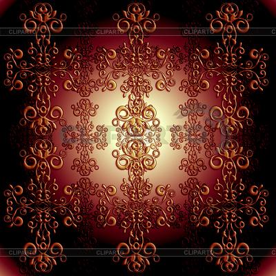 Floral Ornament Hintergrund | Illustration mit hoher Auflösung |ID 3366849