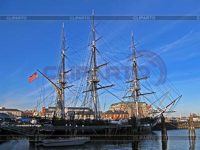 USS Constitution | Foto mit hoher Auflösung |ID 3345517
