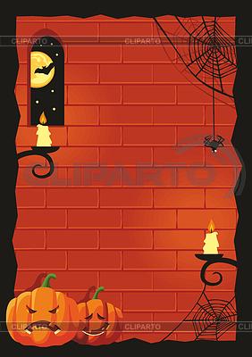 Halloween-Hintergrund | Stock Vektorgrafik |ID 3338139