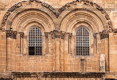 예루살렘 성묘 교회 정문 | 높은 해상도 사진 |ID 3349058