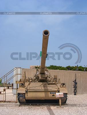 Gedenkstätte und Panzerkorps-Museum in Latrun, Israel | Foto mit hoher Auflösung |ID 3349090