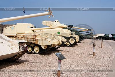 Gedenkstätte und Panzerkorps-Museum in Latrun, Israel | Foto mit hoher Auflösung |ID 3349093