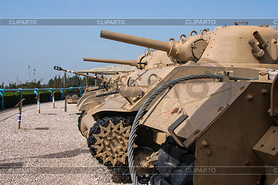 Pomnik i Muzeum Korpus Pancerny w Latrun, Izrael | Foto stockowe wysokiej rozdzielczości |ID 3349100