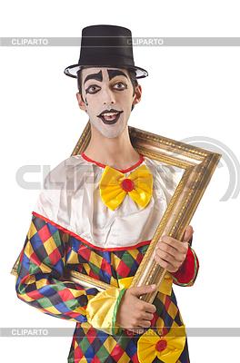 Sad clown   High resolution stock photo  ID 3351579